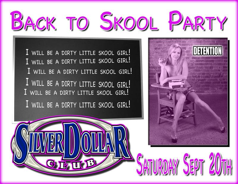 Silver dollar club eugene